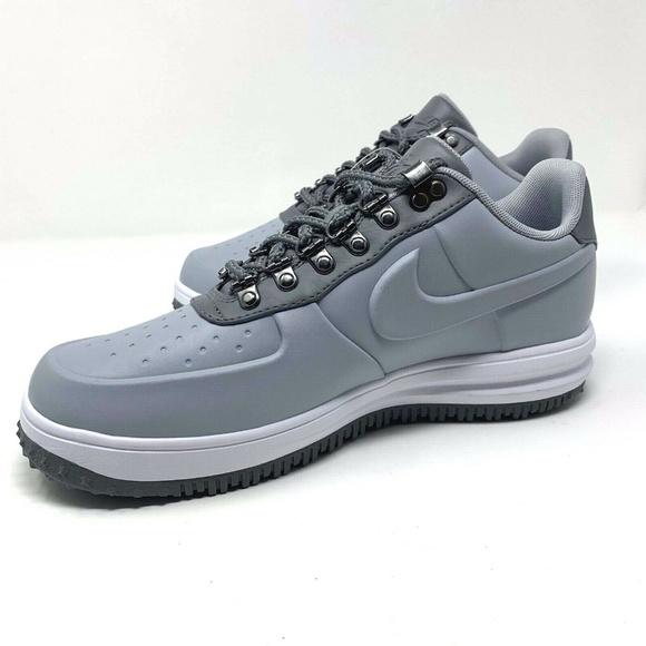 online store 82773 38cbb Nike LF1 Lunar Force 1 Duckboot Low Wolf Grey 8.5
